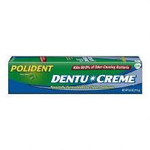 POLIDENT DENTU-CREME 3.9oz