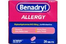Benadryl Allergy UlatraTabs