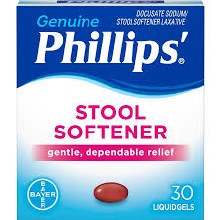 Phillips stl soft lax lgl 30