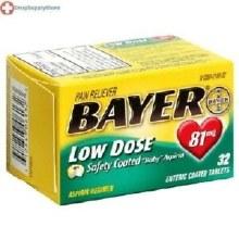 Bayer rgmn 81 mg