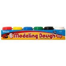 Bazic 2oz Multi Color Dough