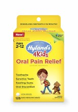 Hyl 4Kids Oral Pain Relief tab
