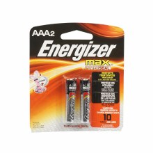 Energizer AAA Battery 2pk