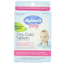 Hyl Baby Tiny Cold Tab 125