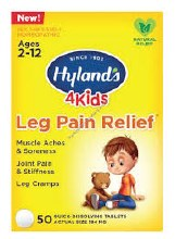 Hyl 4 Kids Leg Pain 50 tab
