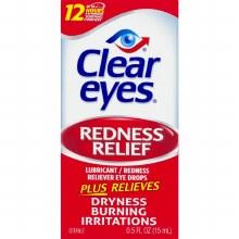 CLEAR EYES RR   DRP 0.5 OZ