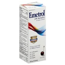 Emetrol chrry sol 4 oz