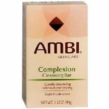 Ambi complexion bar soap