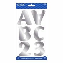 Bazic Alpha & Num Stickers