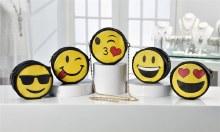 Emoji Cross Body Bag