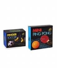 Mini Game Finger Soccer