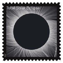 Eclipse- The Sun Forever Stamp