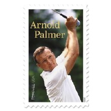 Arnold Palmer Stamp