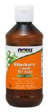 NOW Elderberry For Kids 8oz