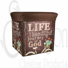 Journey w/ God Collapsible Box