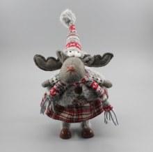 Standing Moose Girl
