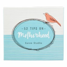 52 tips motherhood