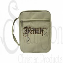 Faith Bible Cover Med