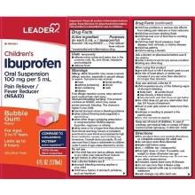 LDR Ibuprof Child BBGum 4oz