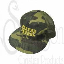 Prayer Patrol Army Mesh Hat