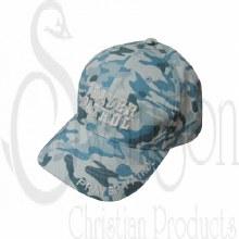 Prayer Patrol Camo Hat