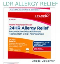 LDR 24hr Allergy 35 tab