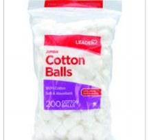 Ldr Cotton Balls 200ct