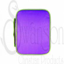 Purple Bible Cover M