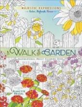 A Walk In The Garden Coloring