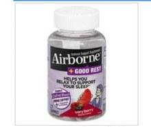 AIRBORNE GOOD REST