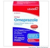 LDR Omeprozole 24hr 20mg 14