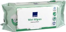 Abena Wet Wipes w/ Lid 80 ct