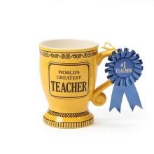 Trophy Teacher Nov Mug