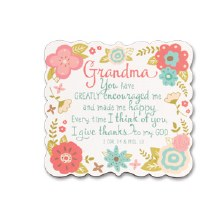 Biblical Grandma Magnet