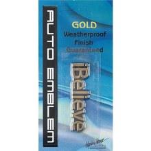I Believe Gold Auto SM