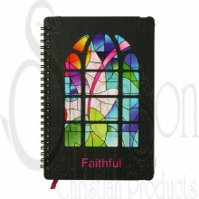 Faithful Stained Glass Journal