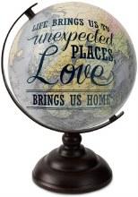 """Home World Globe 10"""""""