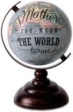 "Mother World Globe 9"""