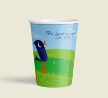 Plastic Tumbler - The Easter S