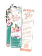 Abundant Grace Pen & Bookmark