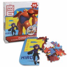 Big Hero 6 46-piece Floor Puzz