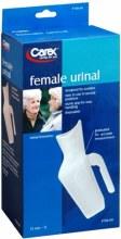 Urinal fem r/p