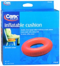 Carex Cushion Ring Inflatable