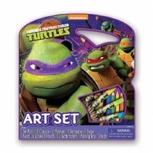 Large Art Set - Teenage Mutant