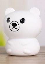 Bear Silicone  Lamp
