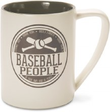 Baseball People Mug