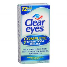 CLEAR EYES COMPLT DRP .5 OZ