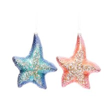 By The Shore Starfish Ornament