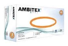 Ambitex N400 Nitrile Gloves MD