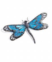 Sm. Metal/GIs Deco Dragonfly